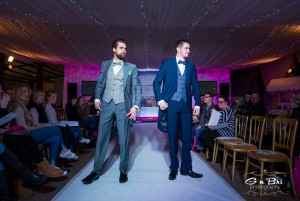 Photos © 2017 GnBri Photography catwalk show during the Sovereign Weddings - Three Lakes Wedding Show  at location at Three Lakes Restaurant, Westmill Farm, Ware, Hertfordshire, Engalnd on March 12 2017.