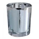 silver tealight
